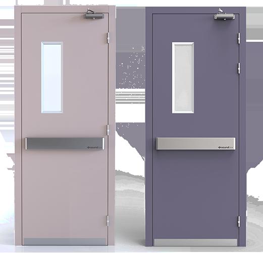 ประตูกันเสียงวิศวะกรรมผับและโรงพยาบาลG50Y