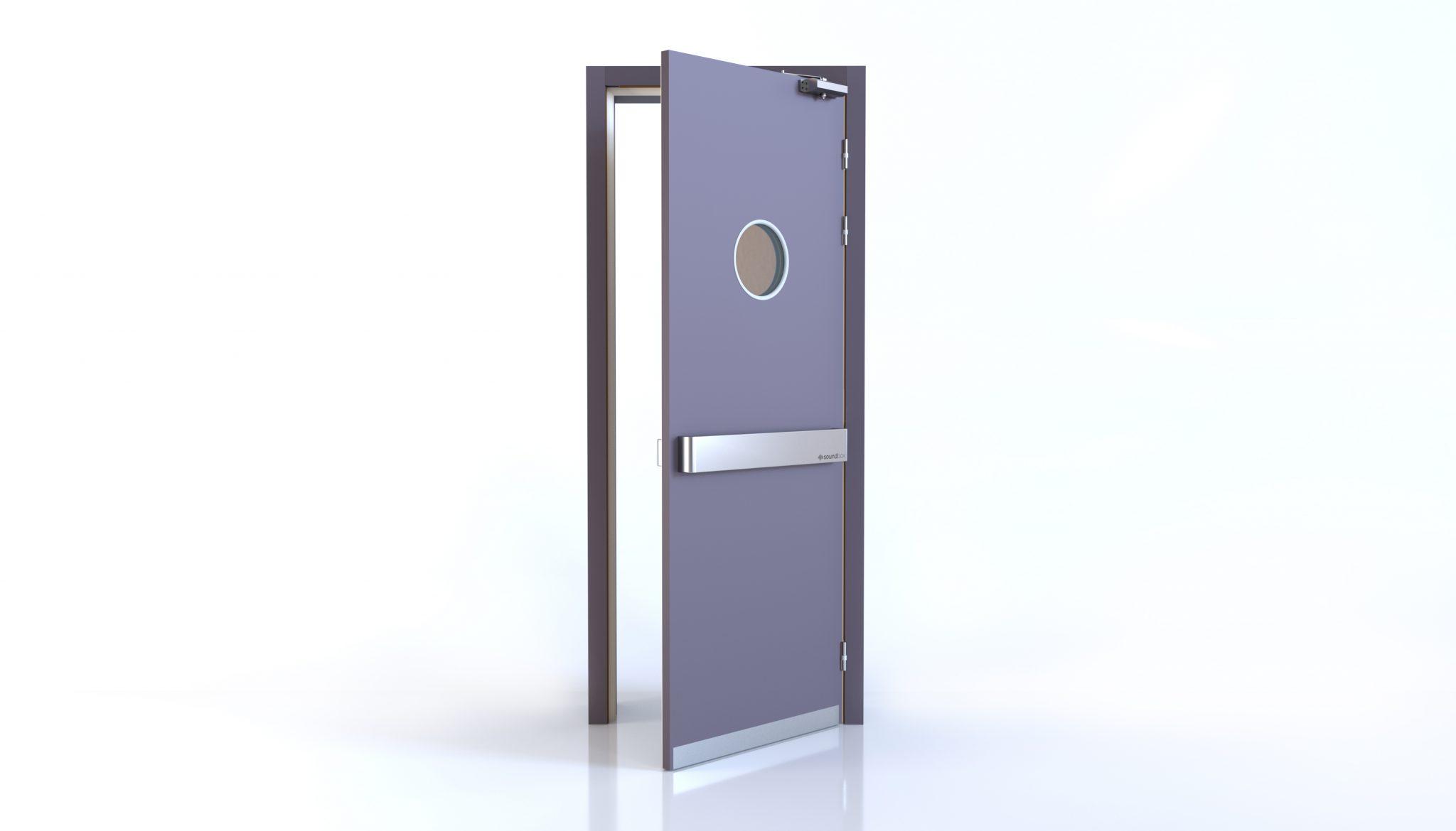 ประตูกันเสียงผับ G50Y03