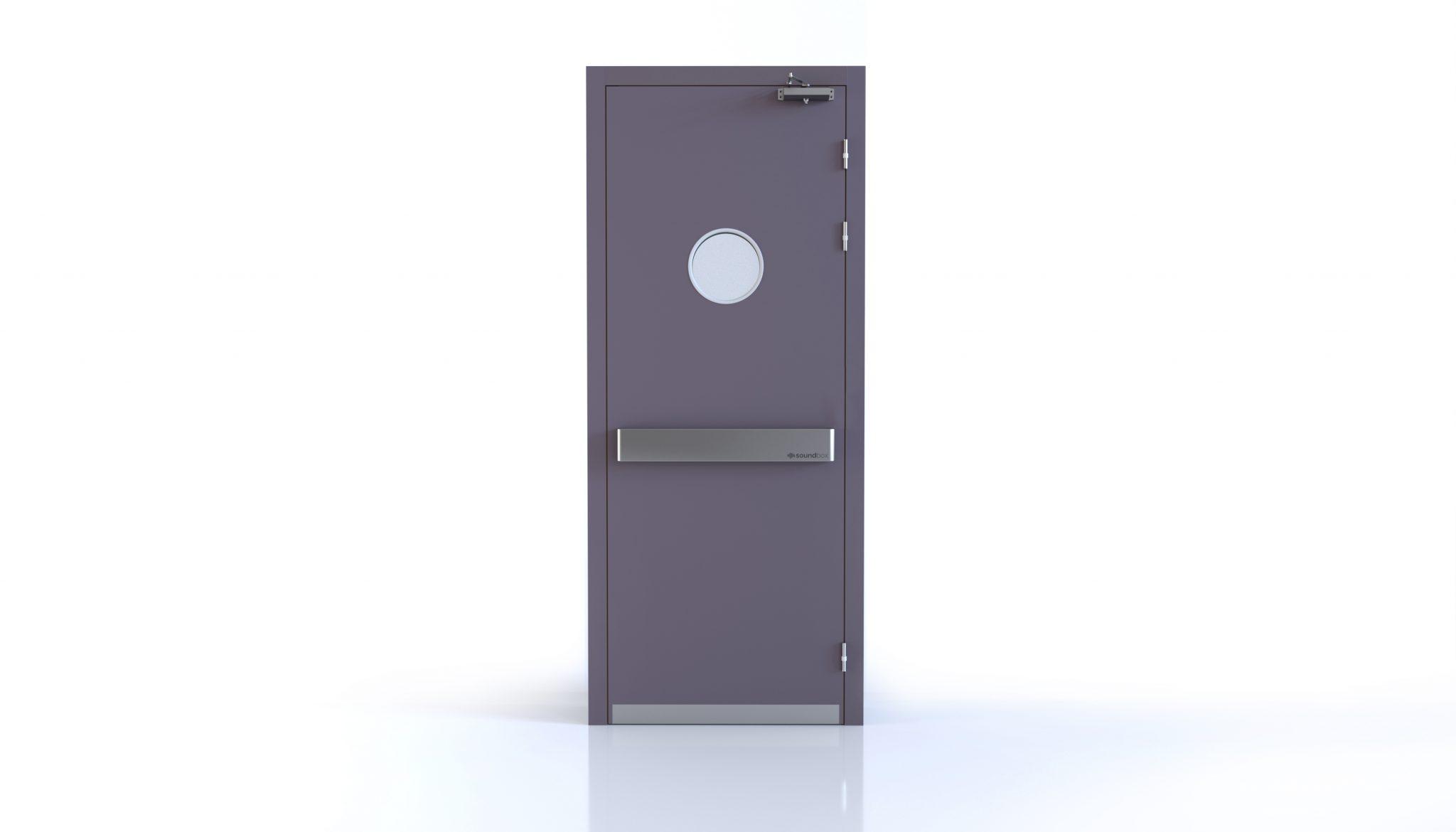 ประตูกันเสียงผับ G50Y04