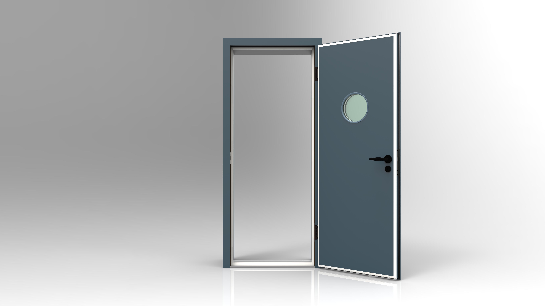 ประตูกันเสียงเชิงภาณิชย์ G65 (2)