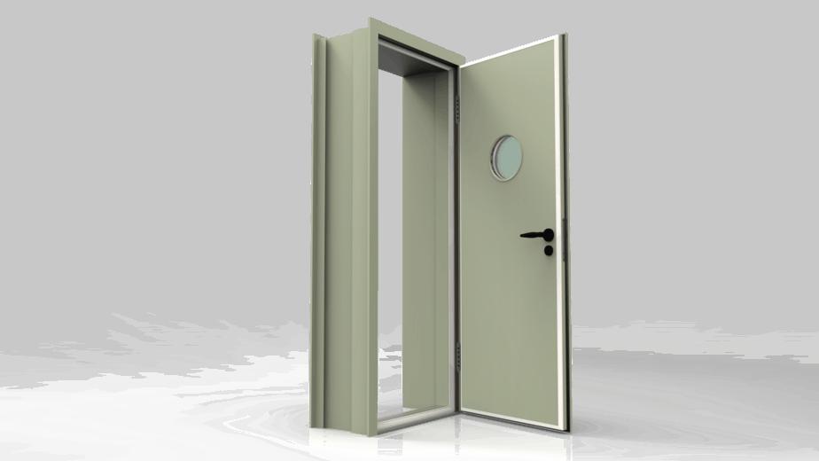 ประตูกันเสียงสำหรับนักนักดนตรี